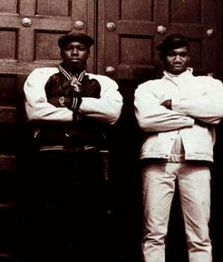 Boogie Down Productions original lyrics