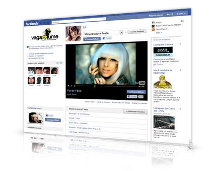 Vagalume no Facebook