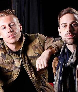 Macklemore And Ryan Lewis Wings