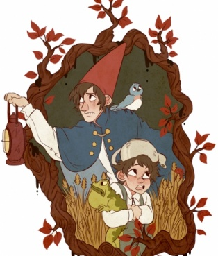 Over The Garden Wall Vagalume